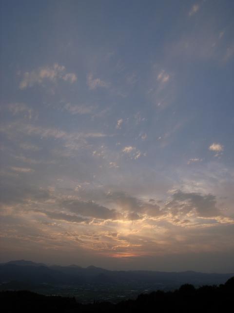 今日の夕焼け_e0084756_23272929.jpg