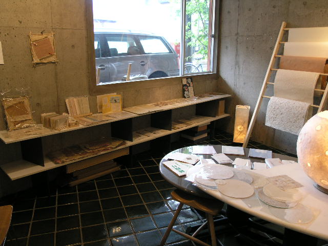 紙綴り展 2006 「和紙の可能性」展_d0027290_15495948.jpg