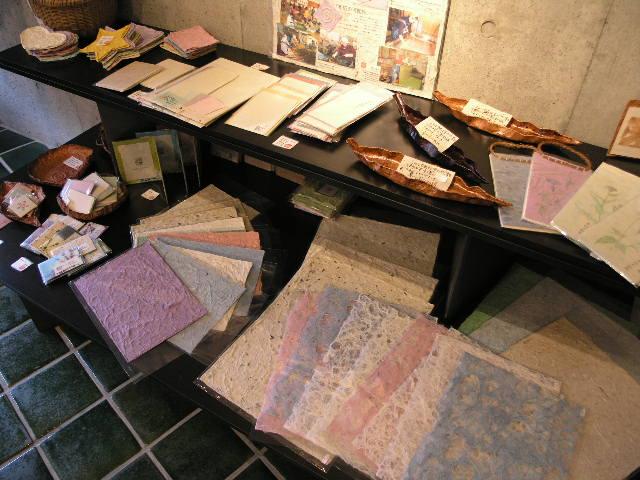 紙綴り展 2006 「和紙の可能性」展_d0027290_15503445.jpg