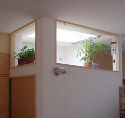 中野G邸 植物と住宅_d0017039_22265545.jpg