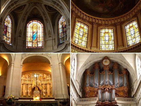 パリ 2006:4日目(5/7) 朝の礼拝~パレ・ロワイヤル_a0039199_2047697.jpg