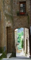 小さな田舎町へ =Pitigliano=_f0062510_19225220.jpg