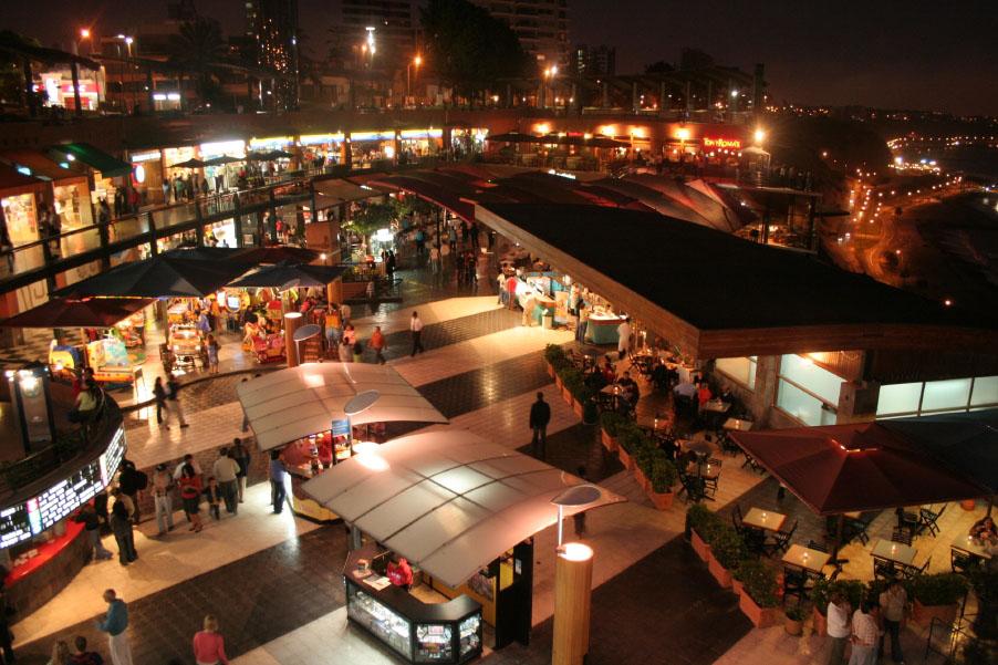 リマの新市街「ミラフローレス」を夕涼み散策♪_b0108109_21271817.jpg