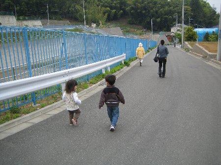 2006.Log Jizo Festival 筍掘り        ファミリーコース No1_c0038619_2311930.jpg