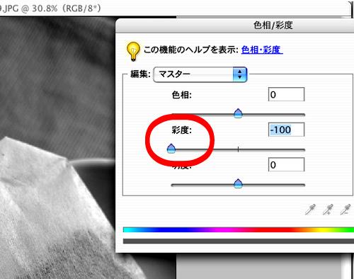 フォトショップで写真をモノクロに変換する方法_a0003650_2320461.jpg