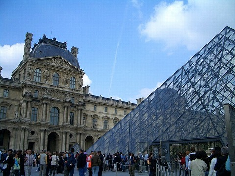 パリ 2006:4日目(5/7) ルーヴル美術館_a0039199_21361423.jpg