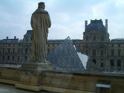 パリ 2006:4日目(5/7) ルーヴル美術館_a0039199_2137940.jpg