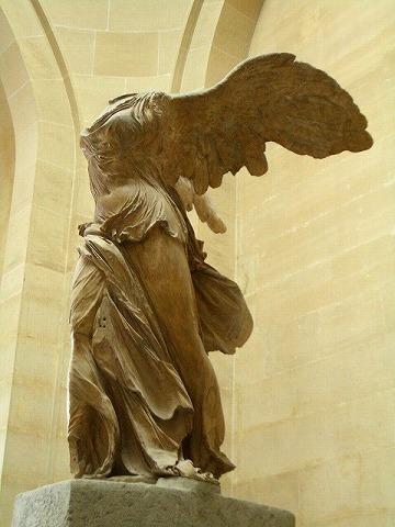 パリ 2006:4日目(5/7) ルーヴル美術館_a0039199_21383986.jpg