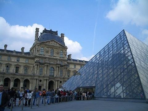 パリ 2006:4日目(5/7) ルーヴル美術館_a0039199_21402177.jpg