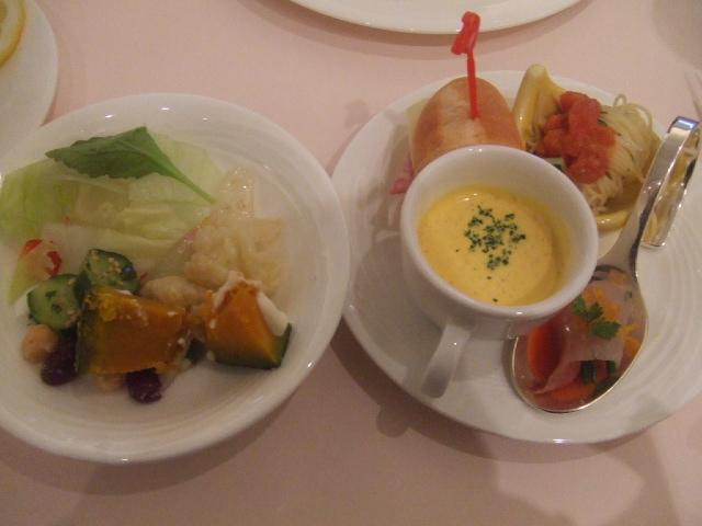 ホテルオークラ東京ベイ テラス スウィートランチ 魅惑の果実_f0076001_23194749.jpg