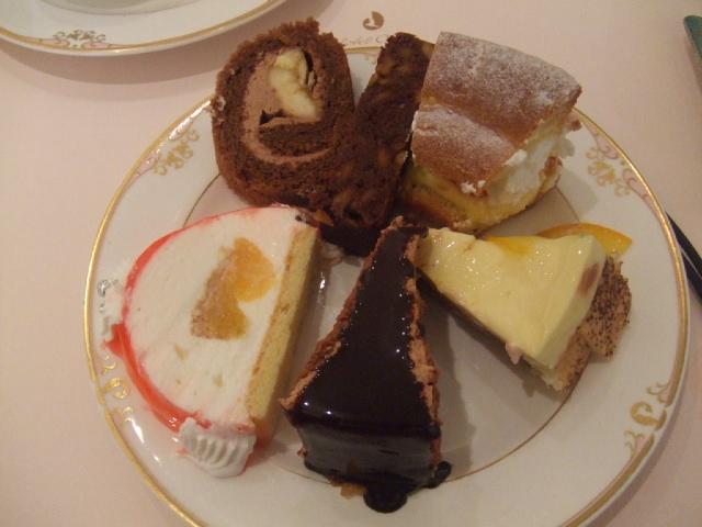 ホテルオークラ東京ベイ テラス スウィートランチ 魅惑の果実_f0076001_23382497.jpg
