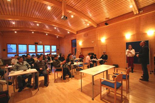 オーストリア研修 35 : クックル(Kuchl)専門学校・短大1_e0054299_141429.jpg