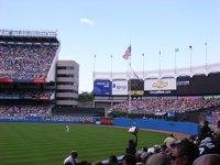 ヤンキース観戦に行きました。_f0088456_138172.jpg