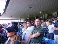 ヤンキース観戦に行きました。_f0088456_1385635.jpg