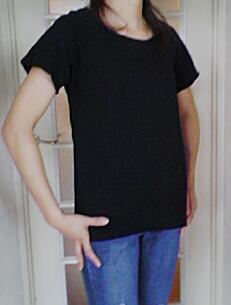 自分のTシャツ。_d0024685_116724.jpg