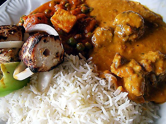 インド料理激戦区の Bombay Grill_e0061902_2374485.jpg