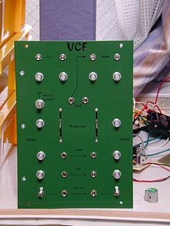 VCF panel