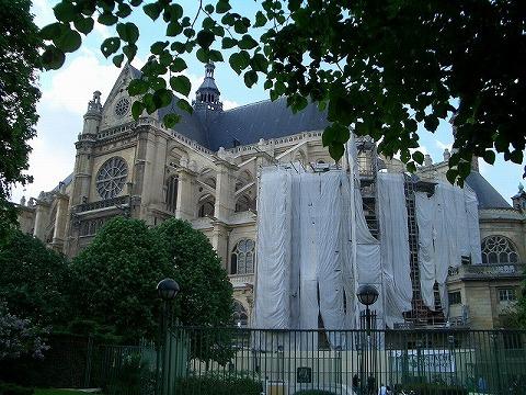 パリ 2006:4日目(5/7) マレ地区~バスティーユ_a0039199_110543.jpg