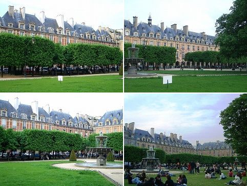 パリ 2006:4日目(5/7) マレ地区~バスティーユ_a0039199_1144164.jpg