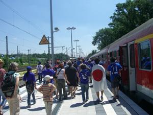 日本対クロアチア@ニュルンベルグ_d0073107_20233739.jpg