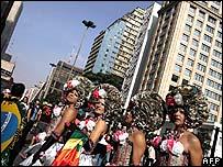 ブラジル・サンパウロ・プライド:過去最高の240万人を動員_d0066343_6451811.jpg