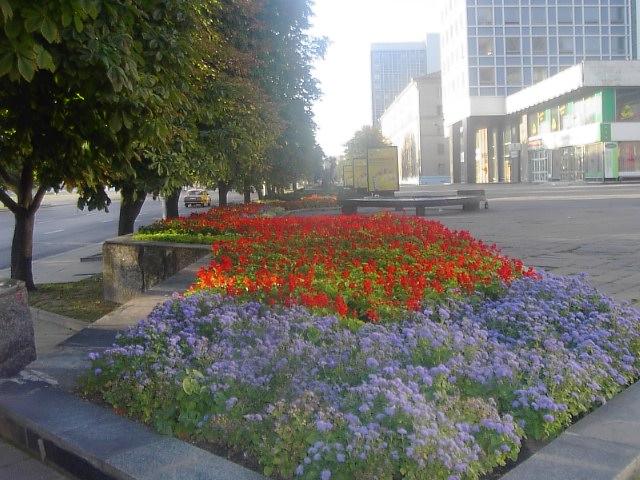 ユーラシア大陸横断 (48) ベラルーシの首都ミンスク_c0011649_745105.jpg
