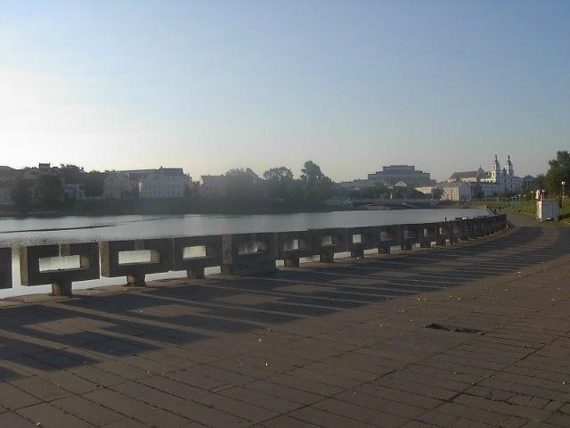 ユーラシア大陸横断 (48) ベラルーシの首都ミンスク_c0011649_745297.jpg