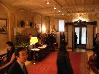 在NY大使官邸(自宅)に招待されました_f0088456_6153769.jpg