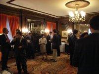 在NY大使官邸(自宅)に招待されました_f0088456_6165389.jpg