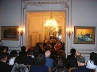 在NY大使官邸(自宅)に招待されました_f0088456_6174384.jpg