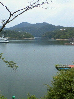 ☆TODAY 東条湖☆_f0002573_11281254.jpg
