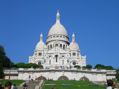 パリ 2006:5日目(5/8) モンマルトルの丘_a0039199_23525247.jpg