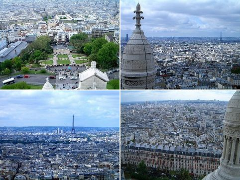 パリ 2006:5日目(5/8) モンマルトルの丘_a0039199_2354186.jpg