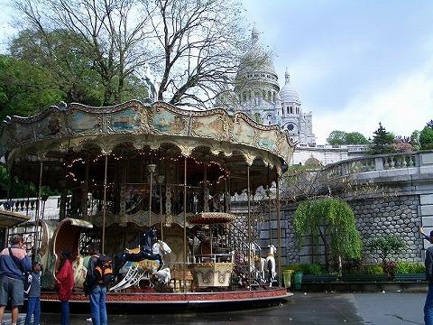 パリ 2006:5日目(5/8) モンマルトルの丘_a0039199_2354384.jpg