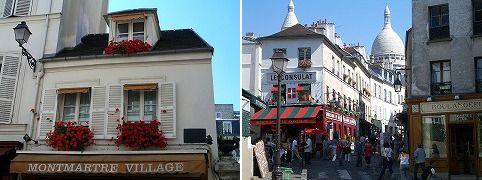 パリ 2006:5日目(5/8) モンマルトルの丘_a0039199_23563447.jpg