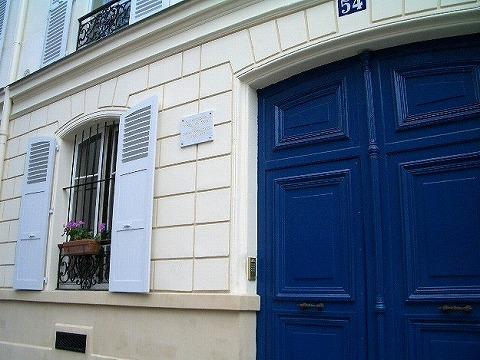 パリ 2006:5日目(5/8) モンマルトルの丘_a0039199_23574996.jpg