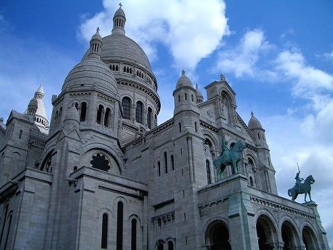 パリ 2006:5日目(5/8) モンマルトルの丘_a0039199_23594520.jpg