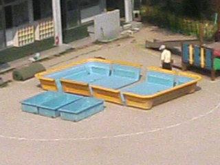 ◆入院生活 10日目◆ −階段を使って屋上へ−_a0033733_11133335.jpg