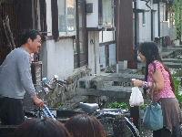 日本滞在紀 第十一章 飛騨でスコッツ3姉妹 故郷探索_c0027188_3453246.jpg