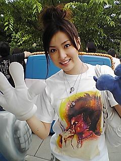 瀬戸早妃、21歳になりました★_c0038092_1332999.jpg