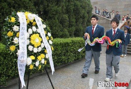 ◆名古屋の東邦高校の支那・南京修学旅行_e0006194_14321959.jpg