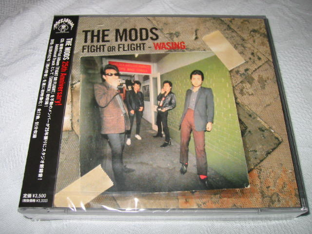 THE MODS / FIGHT OR FLIGHT-WASING_b0042308_10411764.jpg