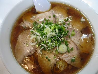 チャーシュー麺(一元本店:清水...