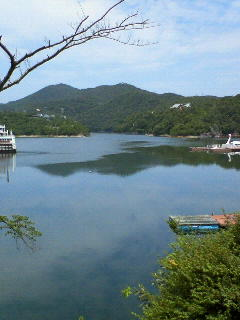 ☆TODAY 東条湖☆_f0002573_12254870.jpg