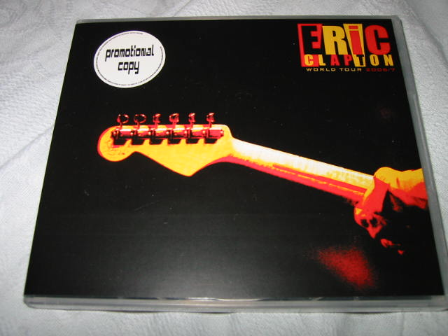 ERIC CLAPTON / LE CANNET NIGHT (DVD-R)_b0042308_17453072.jpg