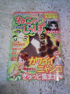 猫漫画雑誌ラッシュ!_c0023353_1401082.jpg