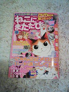 猫漫画雑誌ラッシュ!_c0023353_1411135.jpg