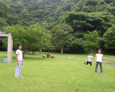 2006年6月25日龍平君姉弟と遊ぶ_f0060461_1526870.jpg