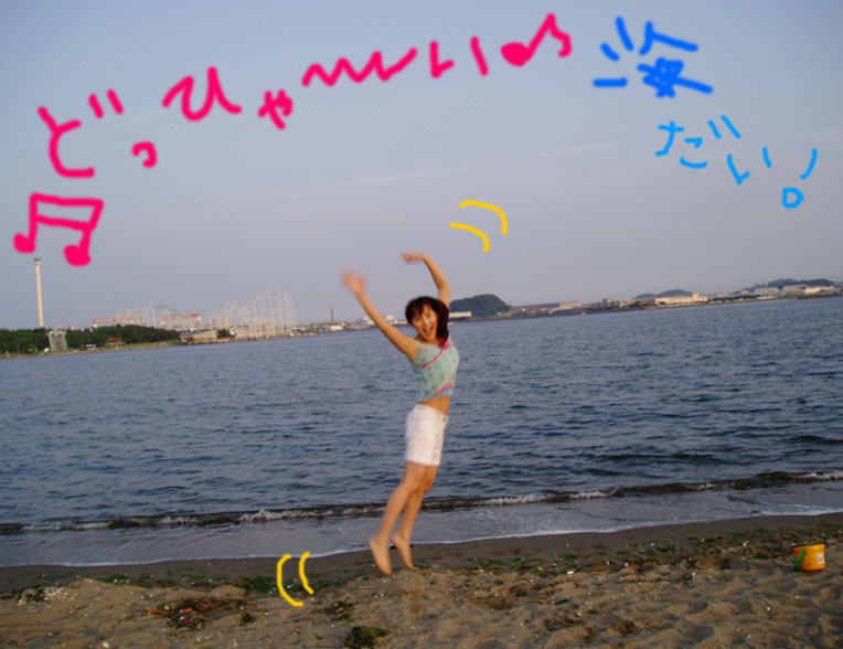 海・゚。・:*:・゚☆_c0038100_2294257.jpg