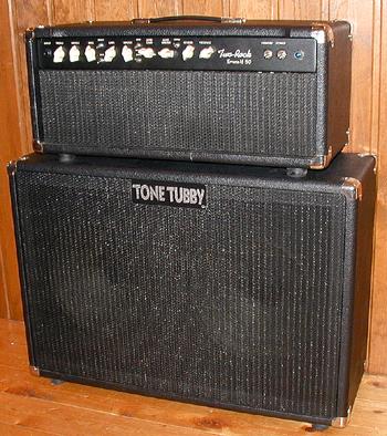 Tone Tubby の Speaker Cabinet_e0053731_19175690.jpg